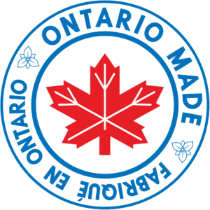 """OrderUp is porud to be recognized by the government of ontario as an """"ontario Made Product"""""""
